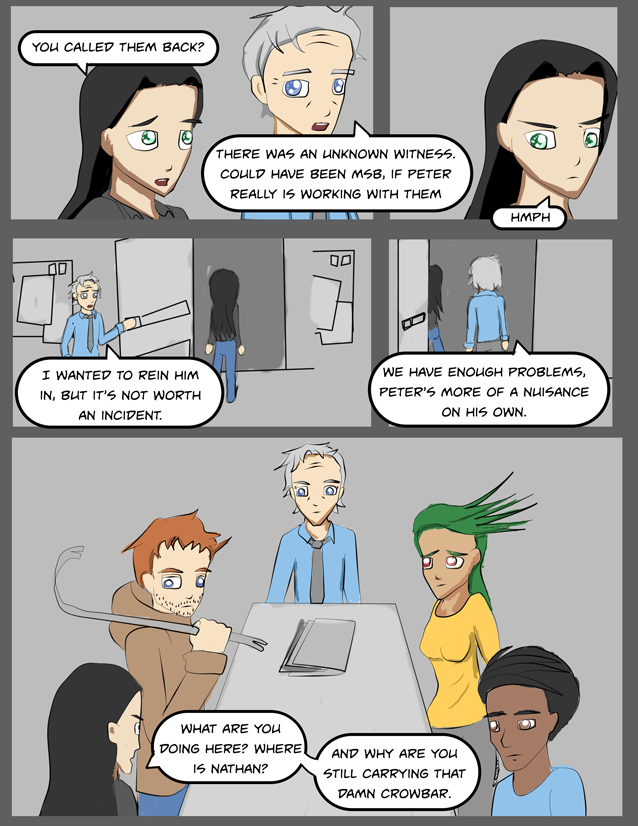 Comic for Friday, November 7th