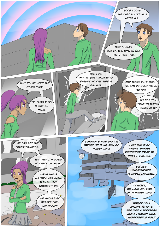 Comic for Wednesday, November 18th