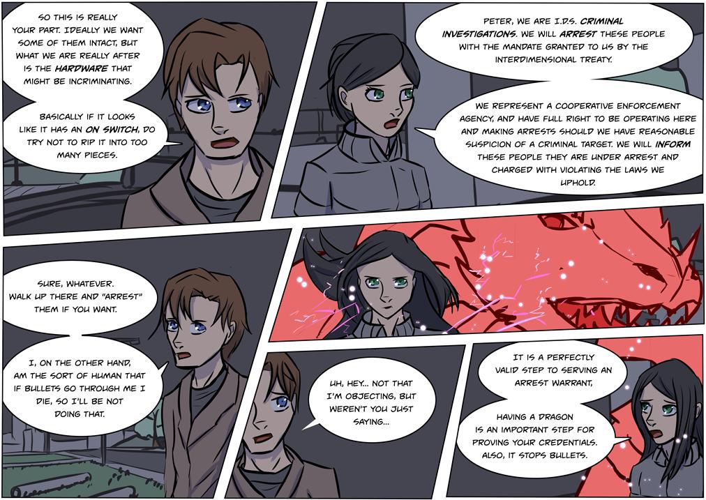 Intermission 3, Minus Years 2, Page 5