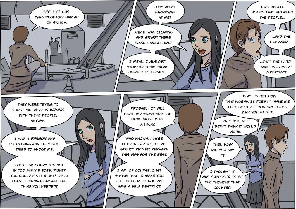 Intermission 3, Minus Years 2, Page 6